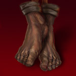 Big-BadWOLF láb